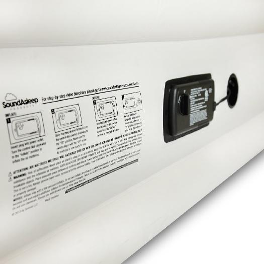 Self Inflating Quuen Air Mattress Pump Sleeping With Air