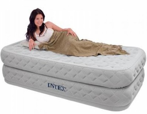 Best Twin Size Air Bed For Guests Sleeping With Air