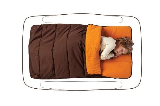 Shrunks Airbed For Kids Sheet Size Sleeping Bag