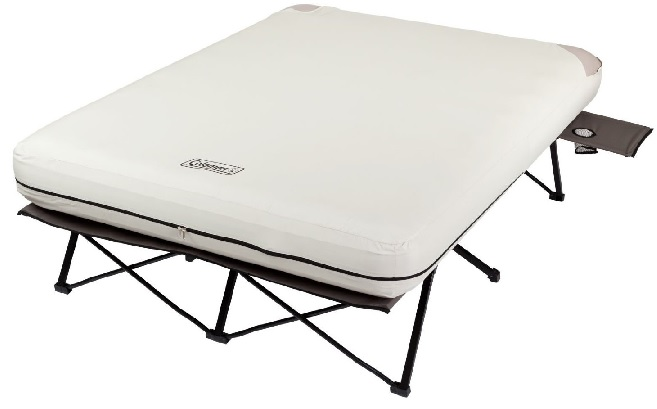 The Best Camping Air Bed With Legs Sleeping With Air