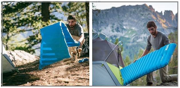 Best Portable Sleeping Pad For Camping, Backpacking – Sleeping With Air