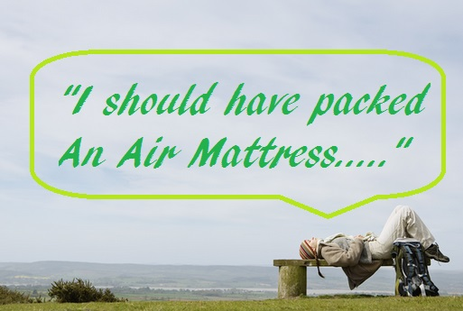 The Lightest Air mattress For Backpacking Hiking And Camping