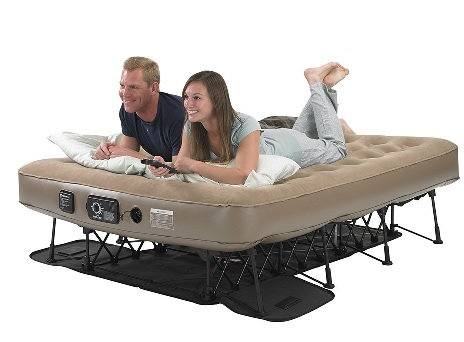 Insta Bed Air Mattress Reviews Sleeping With Air