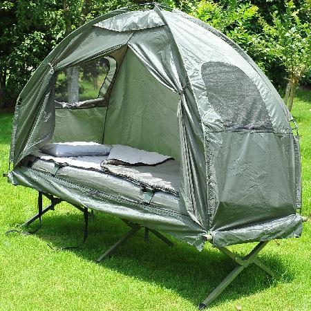 The Best Camping Starter Kit Cot Tent Air Mattress