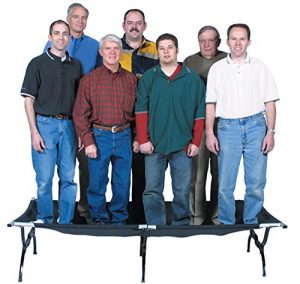 Heavy Weight Capacity Camping Cots For Heavy People Up To 600 Lbs