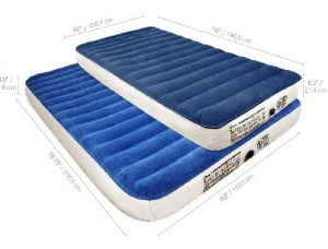 What Is The Best Bed For Camping Outdoors Sleeping With Air