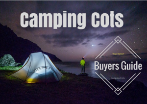 The Best Cots For Camping 2019