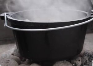 How To Cook With A Dutch Oven For Camping