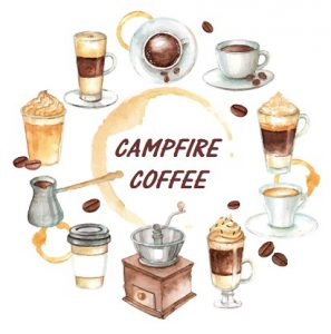 Campfire Coffee Without Percolator