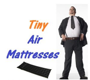 Small Air Mattress For Camping Compare Sizes
