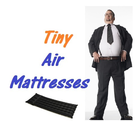 Best Air Mattress For Big People To Sleep On