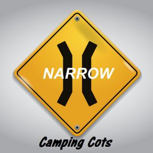 The Smallest Narrow Camping Cots You Can Buy