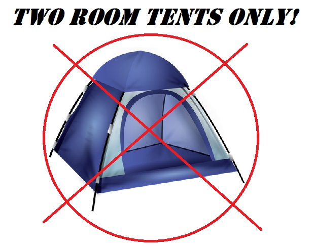Best Two Room Tents For Camping With The Family