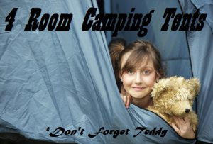 Best 4 Room Camping Tents