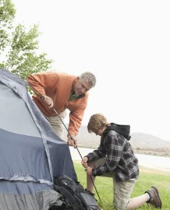 Family Tents For Camping In Rain