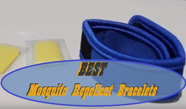 Best Mosquito Repellent Bracelets For Camping Outdoors
