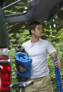 How To Go Camping In Your Car