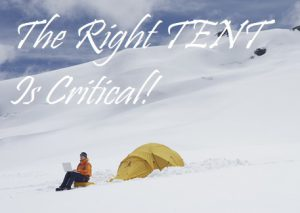 Tips For Choosing A Tent For Winter Camping