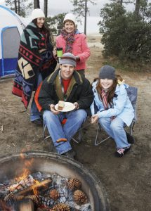 Tips For Cooking While Camping In Winter