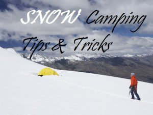 Winter Camping Tips And Tricks