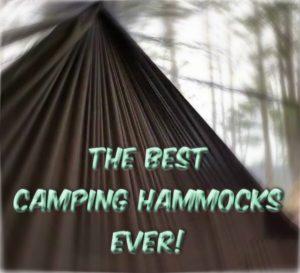 Best Camping Hammocks 2018