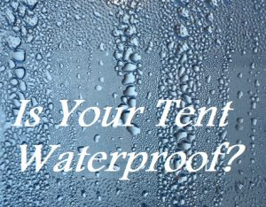 How To Camp In Wet Conditions