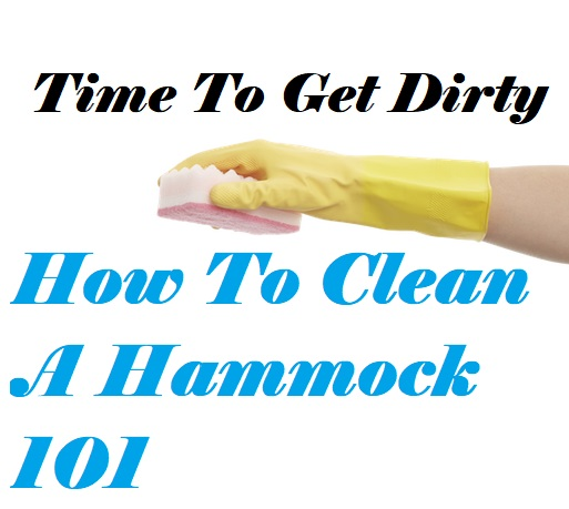 How To Clean A Hammock