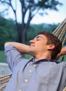 How To Sleep Comfortably In A Hammock Side Sleeper