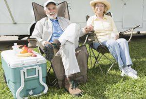Tips For Camping As A Senior Citizen