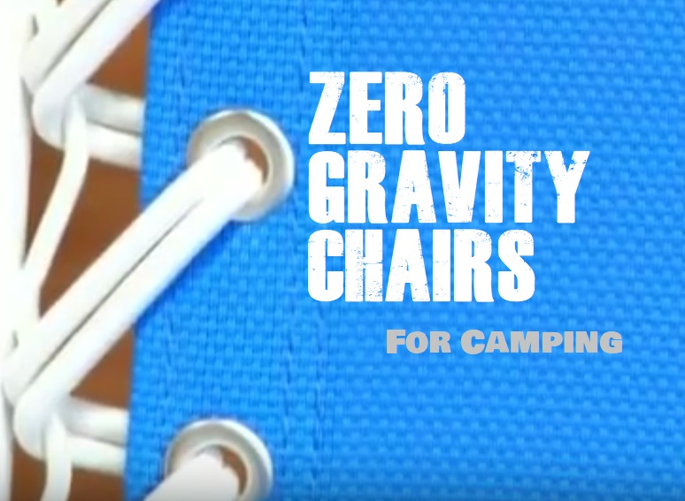 Best Zero Gravity Chairs For Camping