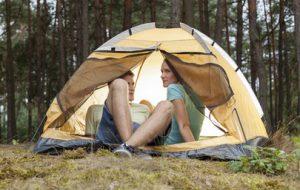 Nylon Tent For Summer