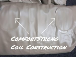 How The Coleman ComfortStrong Coil Construction Works