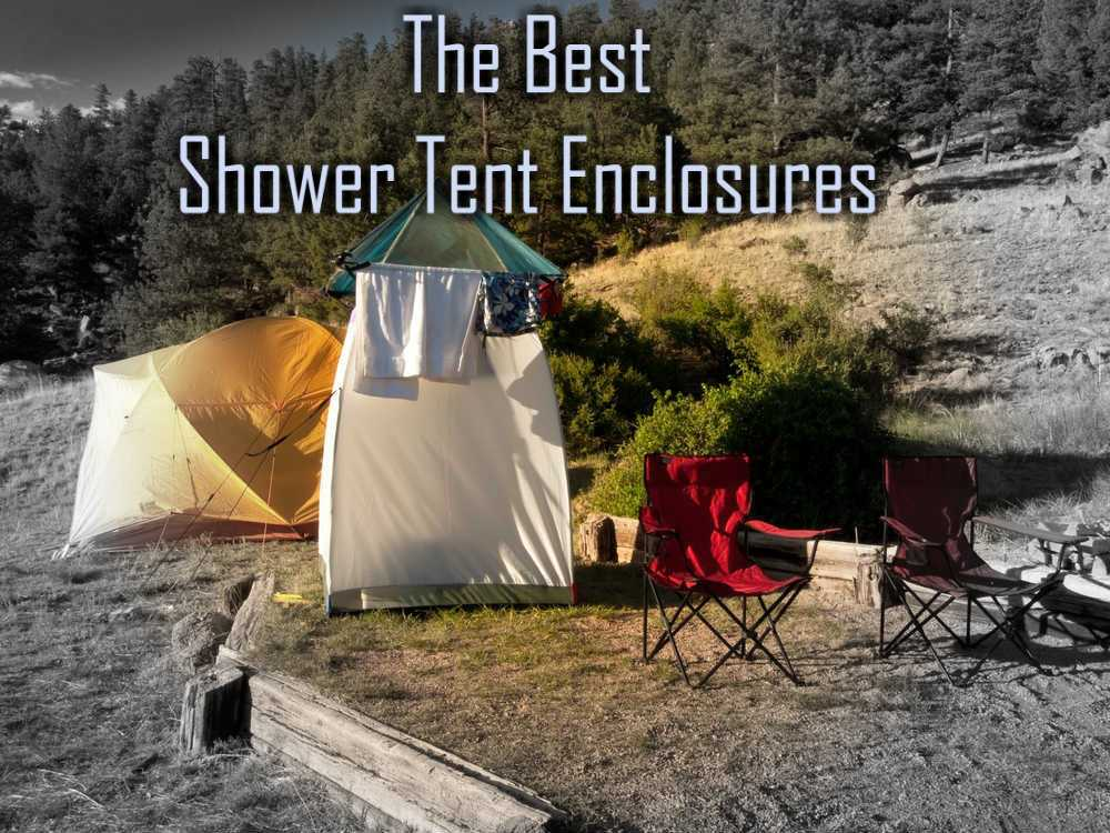 half off 51846 d76a2 Best Camping Shower Tents Portable Enclosures   Sleeping ...
