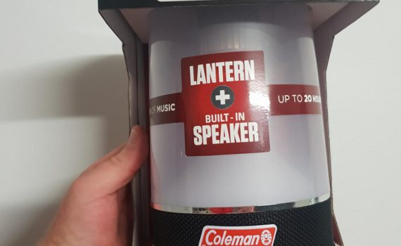 Coleman 360 Light And Sound Lantern Review