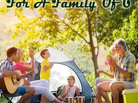 Best Tents For Family Of 6