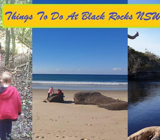 Things To Do Black Rocks Campsite
