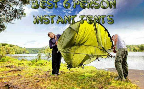 Best 6 Person Instant Tents