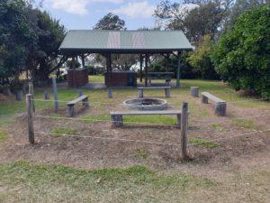 BBQs and Firepits At Illaroo Camping grounds