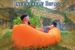 Best Inflatable Sofas For Camping