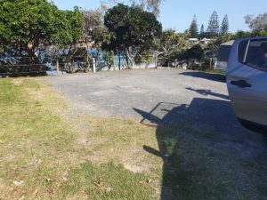 How Big Are Camp Sites At Sandon River