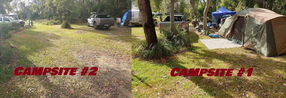 How Big Camping Sites Are Illaroo NSW