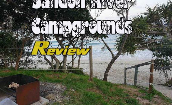 Sandon River Campgrounds Review