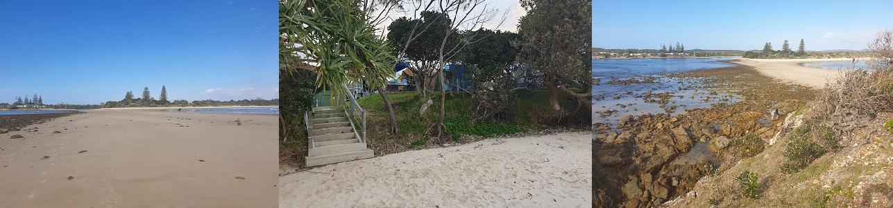 The Views Camping At Sandon River