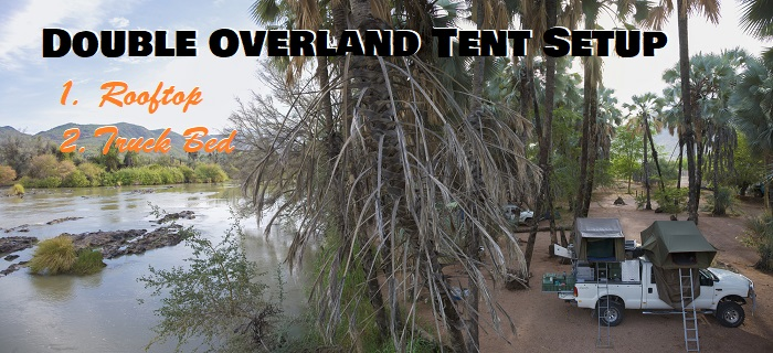 What Is Overland Camping