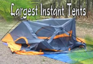 Best Large Instant Tents