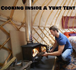 Can you use a camp oven inside a tent