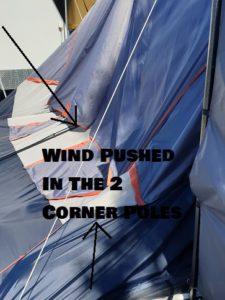 Wanderer Manor Tent Wind Resistant
