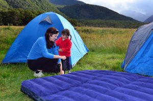 Benefits Of Air Mattress Over Sleeping Pad