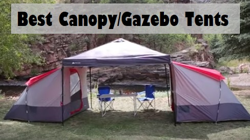 Best Gazebo Tents For Camping