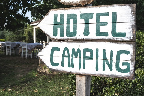Camping Vs Staying In A Hotel